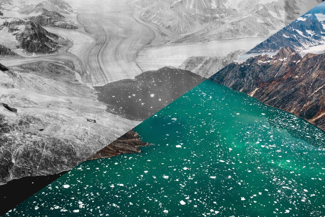 Viral Photo Of Greenland's Melting Ice Shows How Bad Things Are