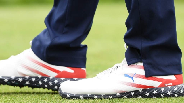 US Open Winner's Shoes Have A Pretty Cool Backstory [Images]