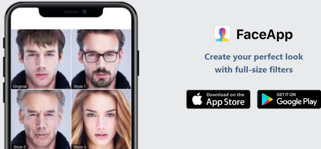 Using FaceApp? Here's What You've Just Done To Your Privacy