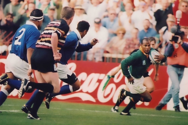 Springboks legend Chester Williams dies aged 49