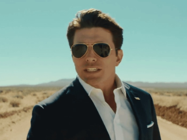 Tom Cruise 2020.In Case You Missed The Tom Cruise Spoof 2020 Presidential