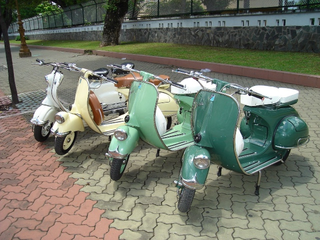 Outrage As Vespa's Hometown Plans To Ban Vintage Scooters