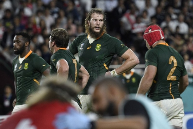 High-tempo Japan hoping for Springbok deja vu
